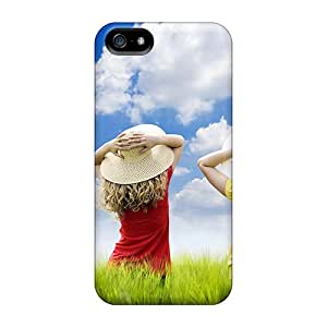 Defender Case With Nice Appearance (children Of Heaven) For Iphone 5/5s