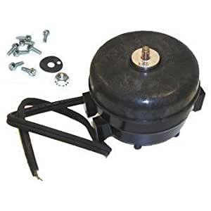 True 911604 evaporator fan motor with silencer for Ceiling fan motor screws