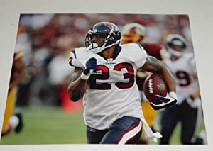 Arian Foster TEXANS Unsigned 8x10 Photo Memorabilia Lane & Promotions