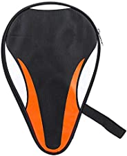 Ping Pong Bat Bag,Table Tennis Rackets Bat Bag,Oxford Ping Pong Case Waterproof Dustproof Full Protection,Prof
