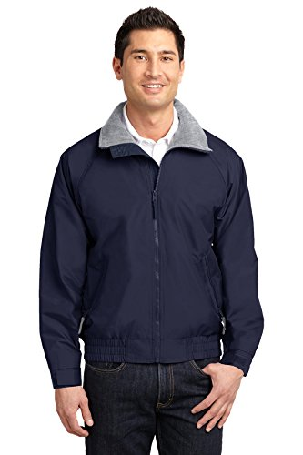 port-authority-mens-competitor-jacket-xl-true-navy-grey-heather