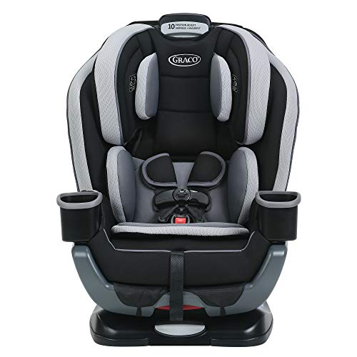 41Ay3EEaUUL - Graco Extend2Fit 3 In 1 Car Seat | Ride Rear Facing Longer With Extend2Fit, Garner