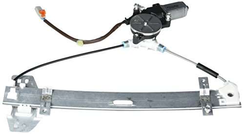 01 mdx rear window regulator - 7