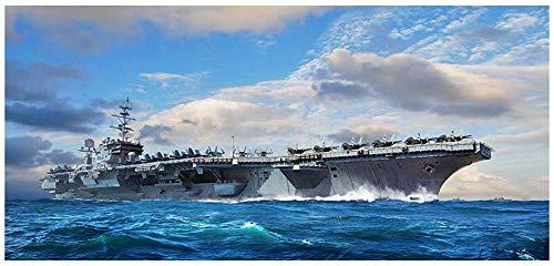 - 1/70 USS Constellation CV64 Aircraft Carrier