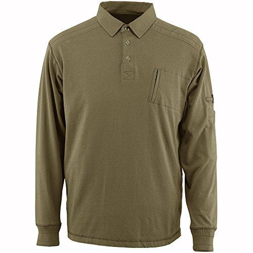 "Mascot Polo-sweatshirt ""Ios"", 1 Stück, 4XL, helloliv, 50352-833-119-4XL"