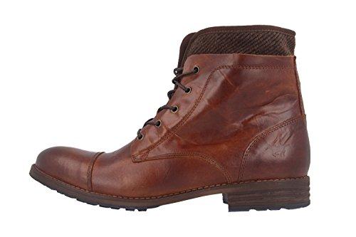 SALE - MUSTANG - Damen Boots - Braun Schuhe in Übergrößen