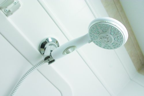 Camco-43714-Shower-Head-Kit-with-OnOff-Switch-and-60-Flexible-Shower-Hose-White