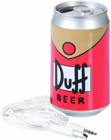 Altavoz de cerveza Duff