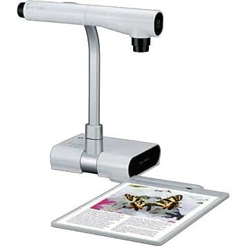 Amazon.com : Elmo TT-02S Teacher's Tool Document Camera, LED Lamp ...