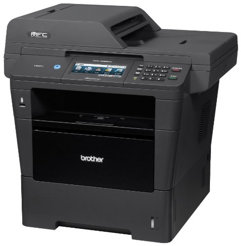 Brother MFC8950DW Wireless Monochrome Printer with Scanner, Copier and Fax, Amazon Dash Replenishment Enabled by Brother