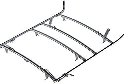 Ranger diseño combinación escalera accesorio de, aluminio, 3 bar, Sprinter/Universal Fit: Amazon.es: Coche y moto