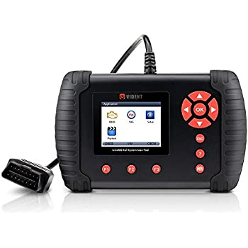 Amazon com: VIDENT iLINK400 Multi-System Scan Tool for Mercedes BENZ