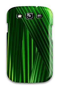 Tpu Shockproof/dirt-proof Ios Parallax1 Cover Case For Galaxy(s3)
