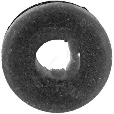 Dantona Industries, Inc. GRM-3251, Grommet, Round; 1/4 in.; Rubber; 1/8 in.; 5/8 in.; 3/8 in.; 3/8 in.