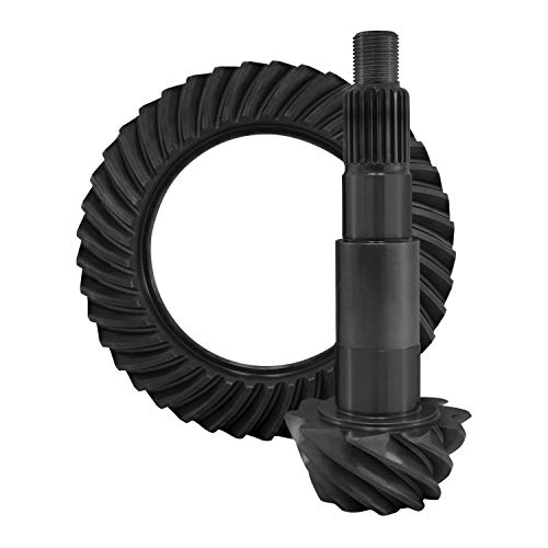Yukon Gear & Axle (YG D44JK-411RUB) High Performance Ring & Pinion Gear Set for Jeep JK Dana 44 Rear - Crown Pinion Rear