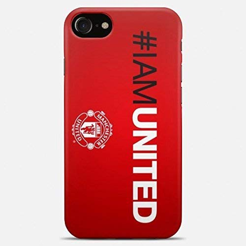 Inspired by Manchester united phone case Manchester united iPhone case 7 plus X 8 6 6s 5 5s se Manchester united Samsung galaxy case s9 s9 Plus note 8 s8 s7 edge s6 s5 s4 note gift art cover UEFA