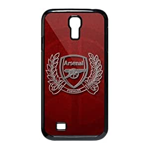 Arsenal Football Club Galaxy S4 Case Hard Plastic Arsenal FC Soccer Football SamSung Galaxy S4 I9500 Cover HD Image Snap ON by icecream design