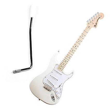 Palanca Barra Brazo para puente trémolo Guitarra Eléctrica 5 mm Whammy Bar Blanco