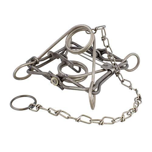 Redneck Convent Body Grip Trap, no. 120 Double Spring Trap, 1-Pack - Small Animal Trap Body Trap - Hunting Traps, Small Game Traps