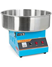 VIVO Electric Commercial Cotton Candy Machine, Candy Floss Maker