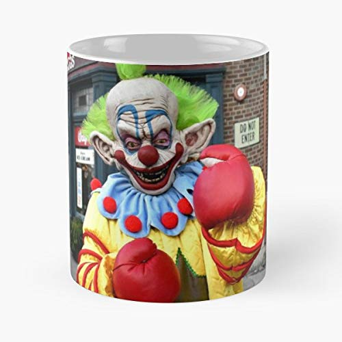 Halloween Horror Nights - Coffee Mugs,handmade Funny 11oz Mug Best Holidays Gifts For Men Women Friends. ()