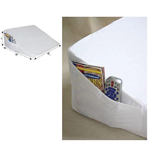 Space Saver Bed Wedge - 7 in x 20 in x 20 in