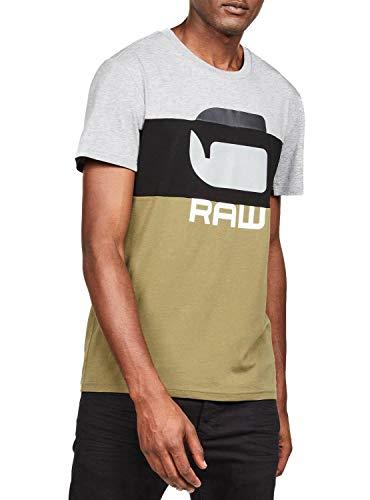 Green star T G uomo shirt Raw da qRBxnF6