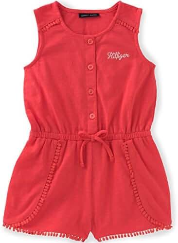 Tommy Hilfiger Baby Girls' Romper-Jersey