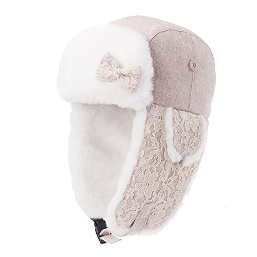 Ladies wool cap of Lei Feng/ Winter ski Hat/Thick warm in autumn and winter helmet/ aircraft hat-Z One Size