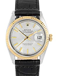 Datejust Swiss-Automatic Male Watch 1601 (Certified Pre-Owned)
