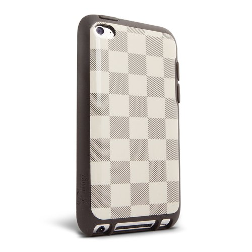 (iFrogz IT4MIX-CHECK iPod Touch 4 Mix Case-Checkerboard)