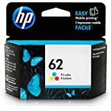 HP 62 | Ink Cartridge | Tri-color | C2P06AN, Single