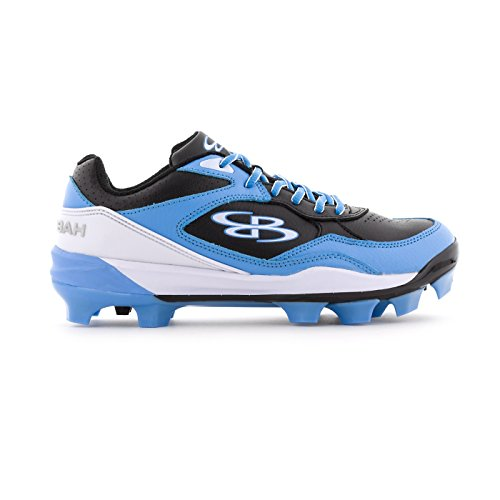 Boombah Women's Endura Molded Cleats – 18 Color Options – Multiple Sizes – DiZiSports Store