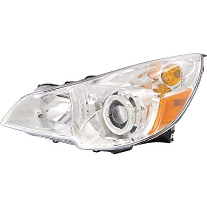 Amazon Com New Left Driver Side Head Light Assembly For