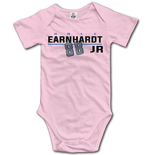 Baby Boys' Dale Earnhardt Jr 88 Stock Car Racing Romper Jumpsuit Playsuit Outfits - Jr Clothing Toddler Dale