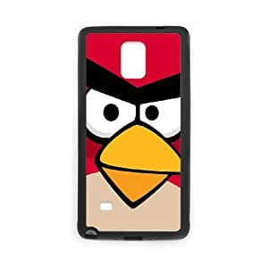 Angry Bird Samsung Galaxy Note 4 Cell Phone Case Black Protect your phone BVS_646998