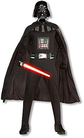 Darth Vader traje con máscara: Amazon.es: Juguetes y juegos