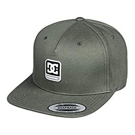 DC Shoes Snapdragger – Snapback Cap for Boys 8-16 ADBHA03108