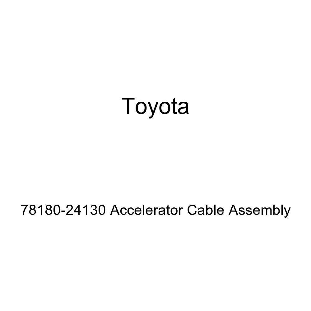 Toyota 78180-24130 Accelerator Cable Assembly Cables Automotive ...