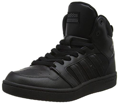 Baskets Gricin 000 Adidas Noirs Hoops Montantes Super Cloudfoam Hommes negbas Mid Negbas qrPqFvw