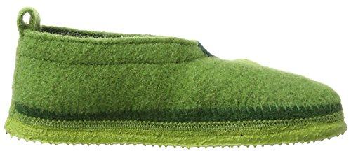 Erwachsene Unisex Gras Teising Hausschuhe Grün Giesswein O8wq1xO