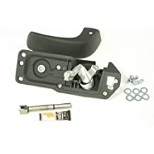 APDTY 91485 Replacement Interior Door Handle Kit For 2007-2014 Avalanche / Escalade/ Silverado / Sierra/ Suburban / Tahoe / Yukon Left/Driver-Side (Allows Door Handle Replacement Without Replacing The Entire Door Panel) by APDTY