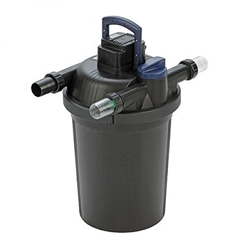OASE 2nd Generation FiltoClear 4000 Pond Pressure Filter with UV-C Clarifier ()
