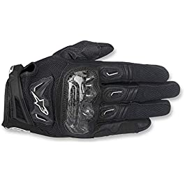 Alpinestars SMX-2 AC V2 Carbon Air Black XL Summer Glove