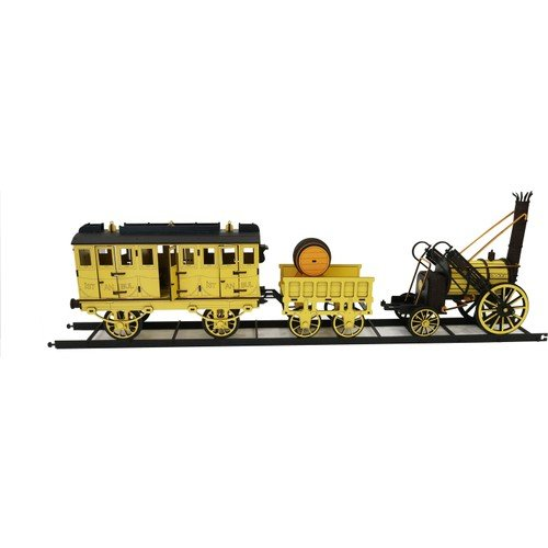 Serra Baby Stephenson Lokomatif Wooden Train by Serra Baby