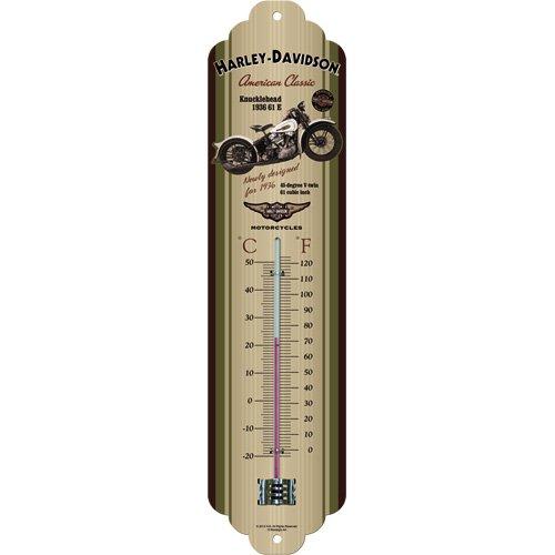 Harley-Davidson Deco Thermometer