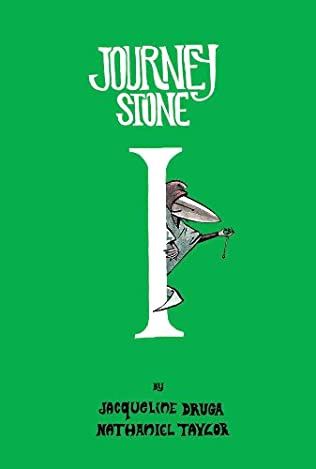 book cover of Journey Stone