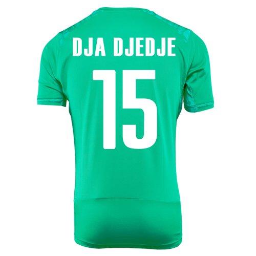 摂氏度も品PUMA DJA DEJEDJE #15 IVORY COAST AWAY JERSEY WORLD CUP 2014/サッカーユニフォーム コートジボワール アウェイ用 ワールドカップ2014 背番号15 ジャ?ジェジェ