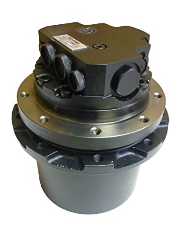 4691489 DEERE 35D FINAL DRIVE WITH TRAVEL - Ratio Drive Final