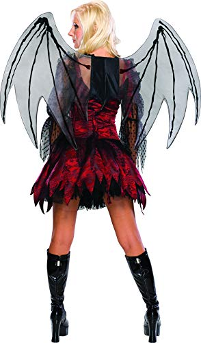 Rubie's Costume Co Unisex-Adult's Standard Immoral Fairy Wings, One Size for $<!--$20.21-->